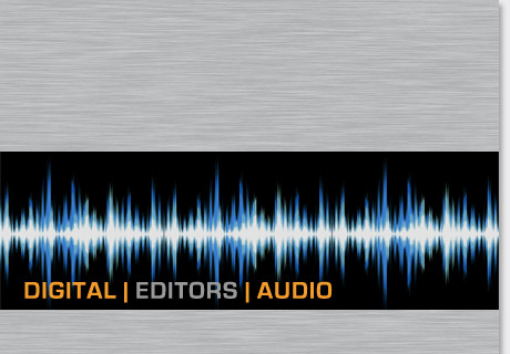 Digital Editors Audio